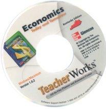 9780078752469: 2008 glencoe Economics Today and Tomorrow Teacher Works CD ROM (Kentucky Version)
