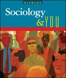 9780078753480: Readings and Case Studies in Sociology (Glencoe Sociology & You)