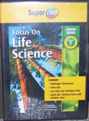 9780078754128: Focus on Life Science Super DVD Grade 7