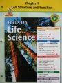 9780078754449: Focus on Life Science Chapter 1 Cell Structure and Function Fast File (GR 7)