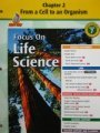 9780078754456: Focus on Life Science Chapter 2 From a Cell to an Organism Fast File (GR 7)