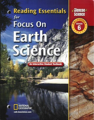 9780078754685: Reading Essentials for Focus On Earth Science (Grade 6)