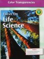 9780078754852: Color Transparencies for California Focus on Life Science, Grade 7