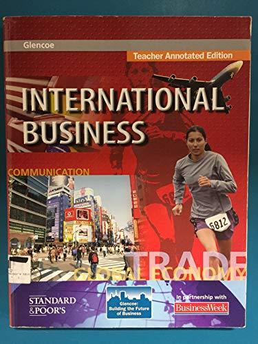 International Business Teacher's Annotated Edition