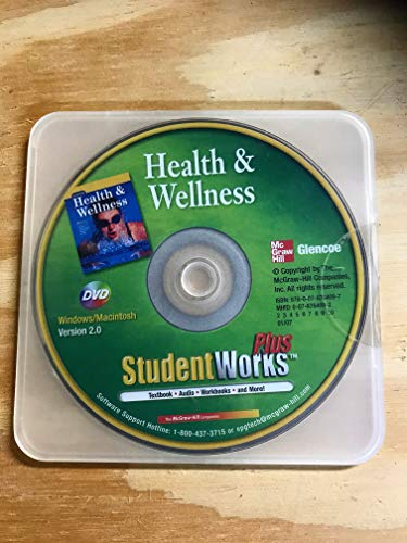 9780078764097: Health and Wellness