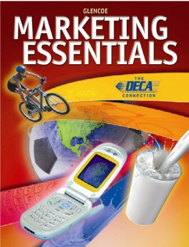 9780078769047: Marketing Essentials, Student Edition