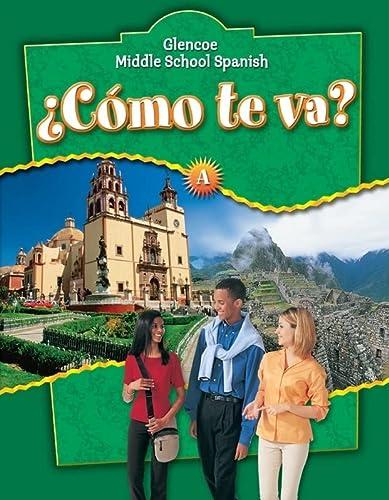 Como te va? A, Nivel verde, Student: Education, McGraw-Hill