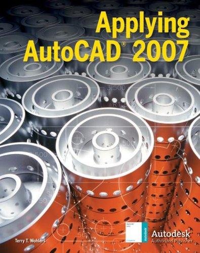 9780078771637: Applying AutoCAD 2007
