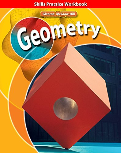 9780078773464: Geometry, Skills Practice Workbook (MERRILL GEOMETRY)