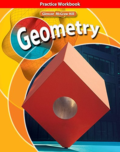 9780078773471: Geometry, Practice Workbook (Merrill Geometry)