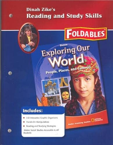 Dinah Zike's Reading and Study Skills Foldables: Boehm, Armstrong, Zike