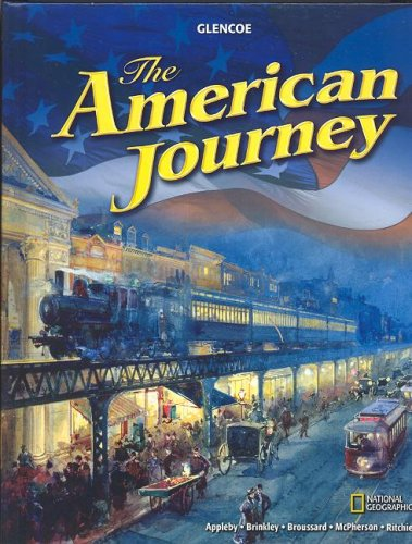 9780078777127: The American Journey, Student Edition
