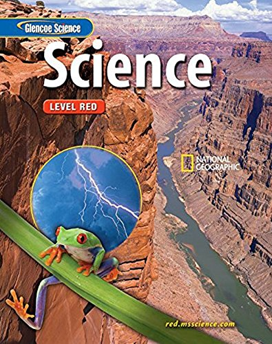 9780078778063: Glencoe iScience: Level Red, Grade 6, Student Edition (INTEGRATED SCIENCE)