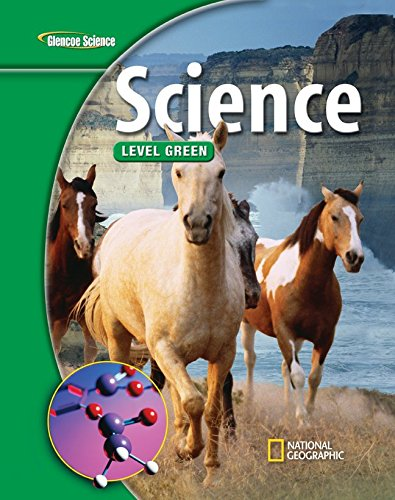 9780078778087: Glencoe iScience: Level Green, Student Edition