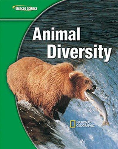 9780078778162: Glencoe iScience Modules: Life iScience, Animal Diversity, Student Edition (Glencoe Science)