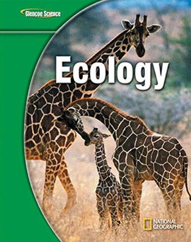 9780078778209: Glencoe Science: Ecology - Course E