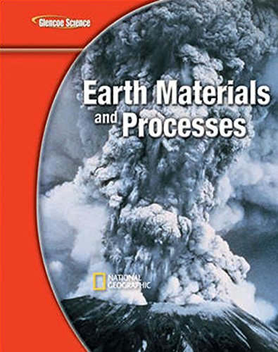 9780078778223: Glencoe Earth iScience Modules: Earth Materials and Processes, Student Edition (Glencoe Science Modules: Earth Science)