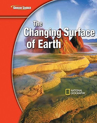 9780078778247: The Changing Surface of Earth