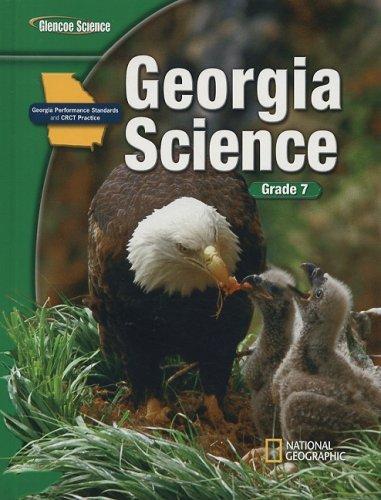 9780078778421: Georgia Science, Grade 7 (Glencoe Science: Level Green)