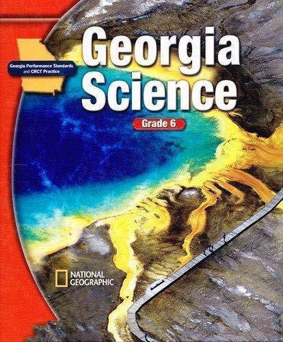 9780078778445: Georgia Science, Grade 6