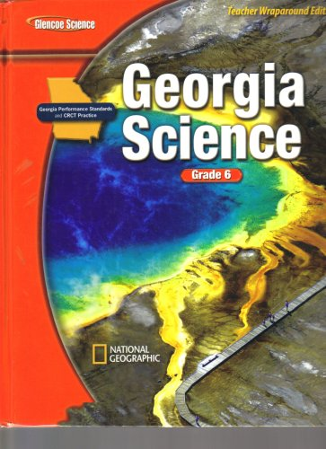 9780078778452: Georgia Science, Grade 6
