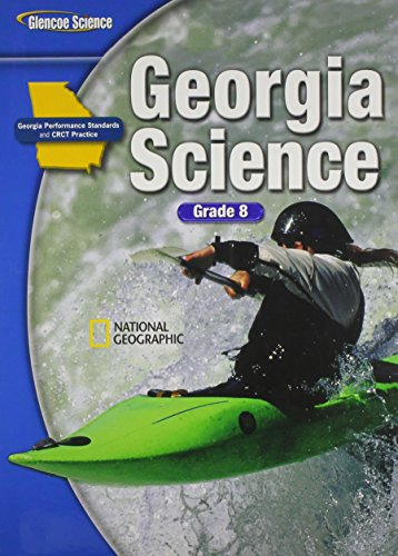 9780078778469: Georgia Science, Grade 8