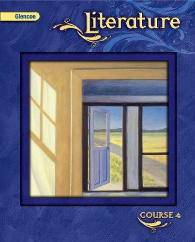 Glencoe Literature, Course 4, Grade 9: Education, McGraw-Hill