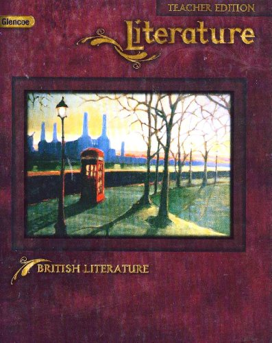 9780078779886: Glencoe Literature: British Literature, Teacher Edition