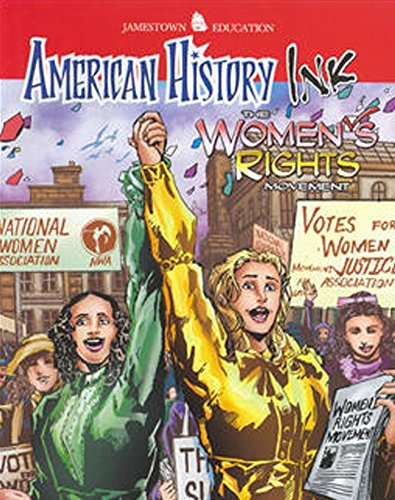 9780078780257: American History Ink The Women's Rights Movement (Jamestown's American History Ink)