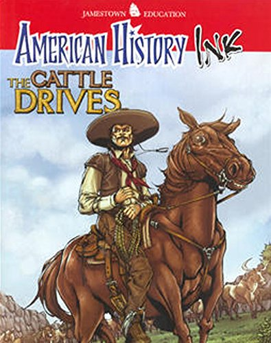 9780078780271: American History Ink The Cattle Drive