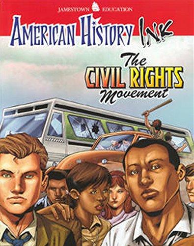 9780078780318: American History Ink The Civil Rights Movement (JT AM HIST GRAPH NOVEL SERIES)