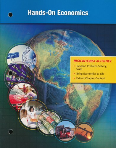 Hands-On Economics With Answer Key (2008 Copyright): Staff