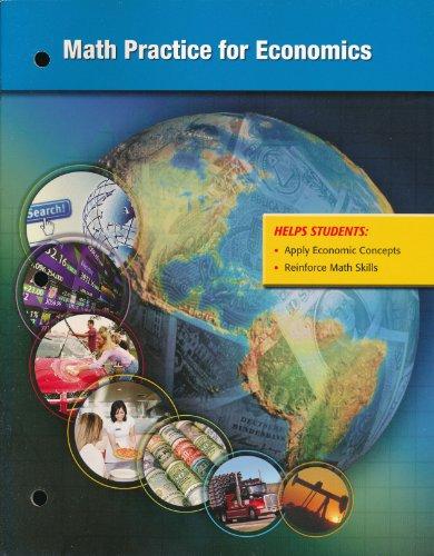 9780078780615: Math Practice for Economics