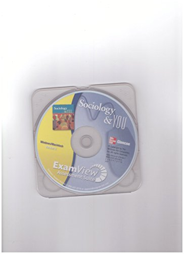 Examview Assessment Suite CD-ROM (Sociology & You): Staff