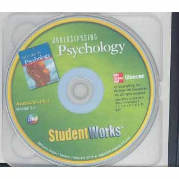 9780078781100: Understanding Psychology, StudentWorks DVD