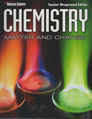 9780078781247: Glencoe Chemistry: Teacher Classroom Resources