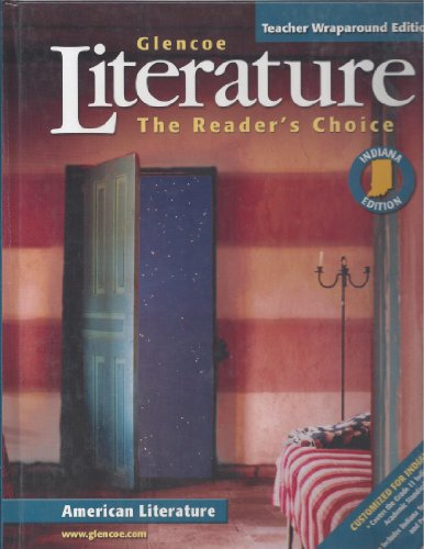 9780078781865: LITERATURE THE READER'S CHOICE