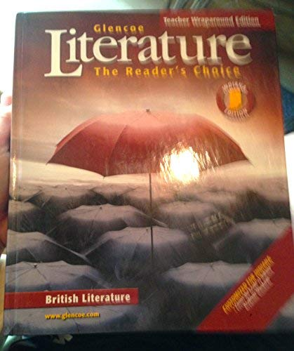 9780078781872: Literature the Readers Choice