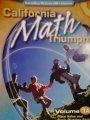 9780078782039: California Math Triumphs VOL 1A Place Value (CALIFORNIA MATH TRIUMPHS VOL 1A)