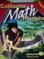 9780078782138: California Math Triumphs VOL 6a Measurement (CALIFORNIA MATH TRIUMPHS VOL 6A)