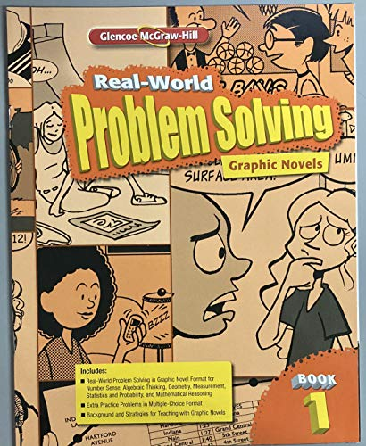 9780078782930: Real-World Problem Solving (Graphic Novels, Book 1)