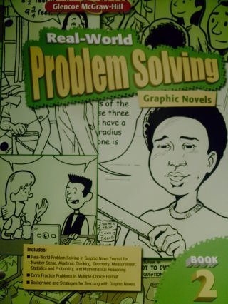 9780078782947: Real-World Problem Solving Graphic Novels Book 2