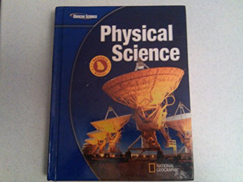 9780078785337: Physical Science