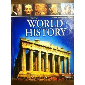 9780078785856: Glencoe World History, Teacher Wraparound Edition