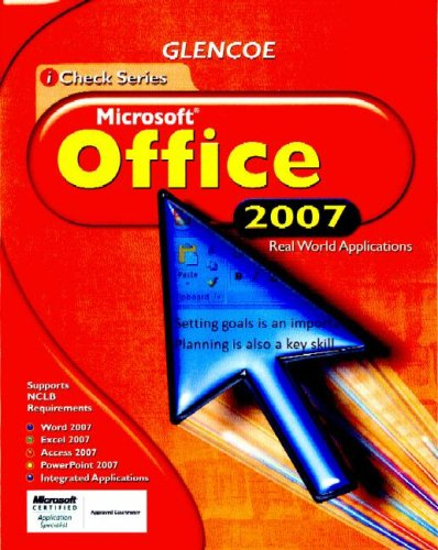 9780078786051: iCheck Microsoft Office 2007, Student Edition (Icheck Series)