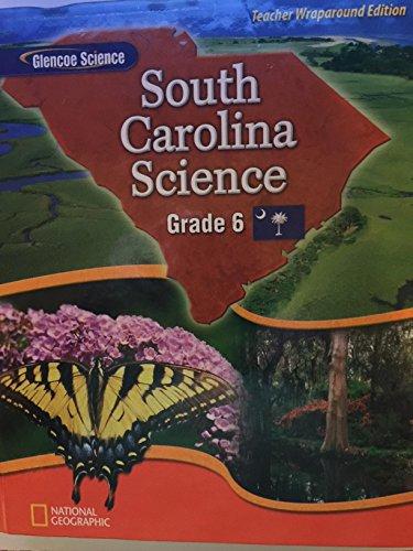 9780078786808: South Carolina Science Grade 6 Teachers Wraparound