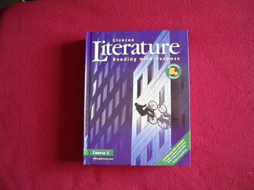 9780078787379: Glencoe Literature: Reading with Purpose, Course 3 (Grade 8). Louisiana Student Edition (c.2009)