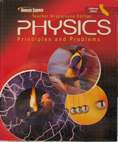 9780078787393: Physics Principles and Problems Teacher Wraparound Edition