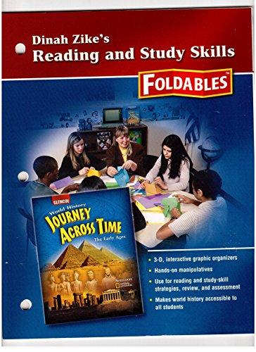 9780078789298: Dinah Zike's Reading and Study Skills Foldables (Glencoe Social Studies)