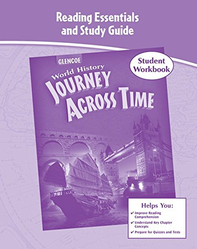 9780078789465: Journey Across Time, Reading Essentials and Study Guide